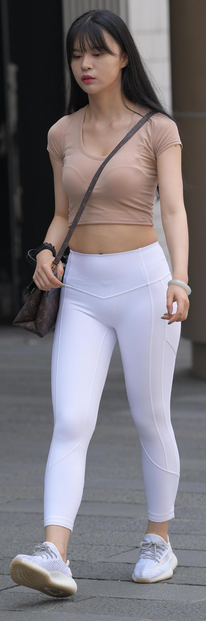 紧身裤瑜伽裤