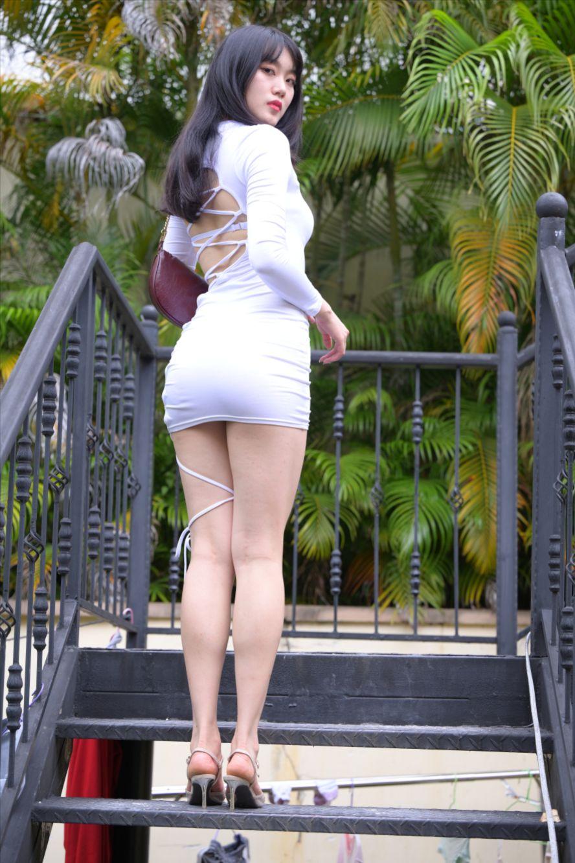 短裙(套图+视频)