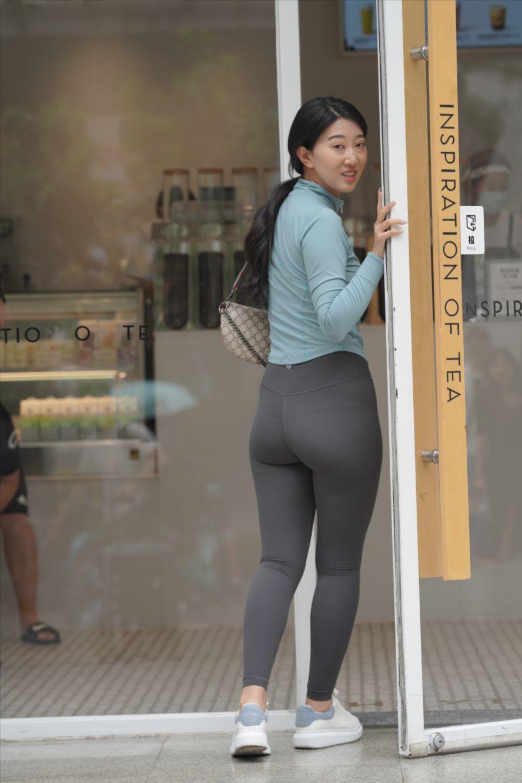 紧身裤(套图+视频)
