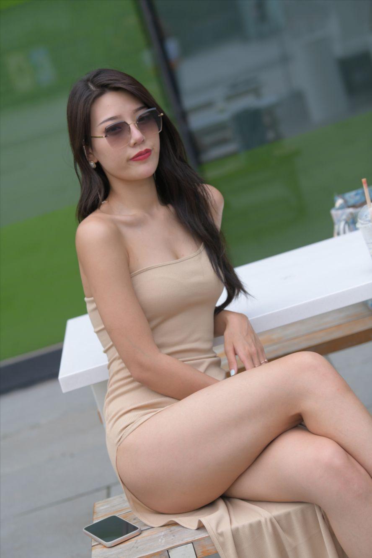 黄长裙(套图+视频)