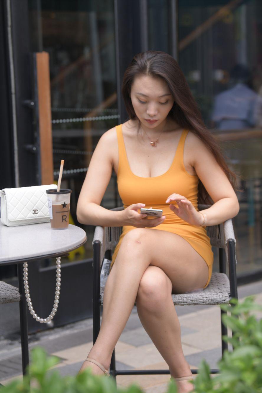 包臀短裙(套图+视频)
